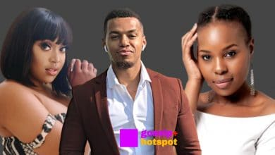 Photo of Skeem Saam Actors With Their Partners In Real Life
