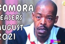 Photo of Gomora 2 Teasers – August 2021