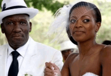 Photo of The Age difference between Bheki Cele and his wife will leave you in disbelief