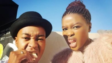 Photo of Mpho From Generations and His Beautiful Wife ,See Their Pictures Here