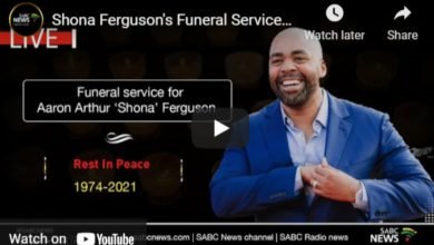 Photo of Heartbreaking: Connie's Last Words to Her Husband Ferguson, During Funeral (Video)