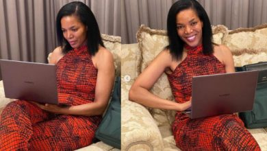 Photo of Viral pictures of Connie Ferguson new alleged boyfriend floods social media